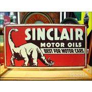 アメリカンブリキ看板 Sinclair Dinosaur