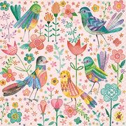 Paper+Design ペーパーナプキン 鳥