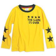 【2016AW新作】長袖Tシャツ/特価商材(3色110cm~130cm)