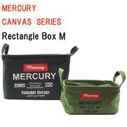 【MERCURY CANVAS SERIES】 Rectangle Box Mサイズ