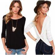 夏の定番★同梱でお買得★長袖 Tシャツ 大人気 全3色 4jr-g62922