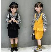 新品★ニットスーツ★ガーター&スカート★上下セット★カジュアル