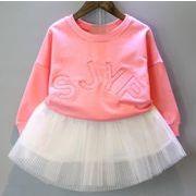 【値下げ】新品★スーツ★スカート&Tシャツ★2点セット★トップス