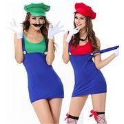 ハロウィン マリオ ルイージ スーパーマリオ Super Mario コスプレ Halloween クリスマス