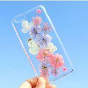 iPhone7 iPhone6S/6 iPhone6S/6/7 plus ケース 押し花 iPhoneケース アイフォン6sプラス かわいい おしゃれ