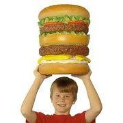 超ビッグサイズで再現された食べ物!これ、イスなんです♪【イースね】12種チョイス☆