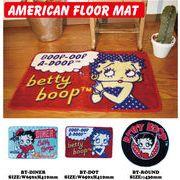 BETTY BOOP AMERICAN FLOOR MAT