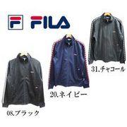 FILA フィラ テープ ジャージ メンズ レディース テニスウェア フィットネス FM3933