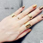 ★同梱でお買得★リング★アクセサリー★女性の指輪★4点セット
