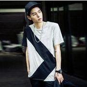 Tシャツ♪ブラック/グレー2色展開◆【春夏新作】