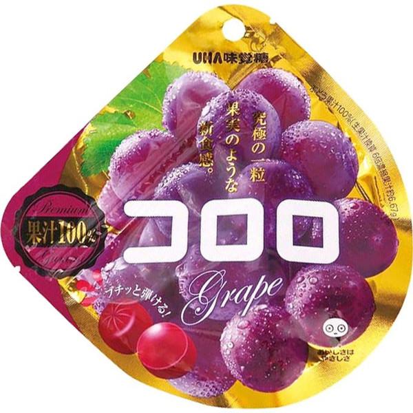 UHA味覚糖 コロロ グレープ 40g