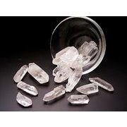 【天然石】水晶原石 ナチュラル水晶ポイント 100g-1kg量り売り ブラジル産