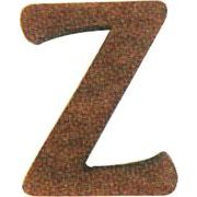 クレエ オブジェ オールドパインレター(大文字) Z