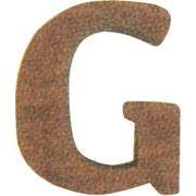 クレエ オブジェ オールドパインレター(大文字) G