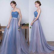ウエディングドレス カラードレス花嫁ブライド ドレス  パーティードレス【結婚式】【披露宴】