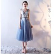 人気新品 格安 パーティードレス キャバドレス  ワンピースウエディング イブニングドレス