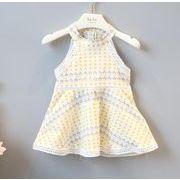 韓国風★新しいスタイル★キッズファションワンピース★人気キッズ服