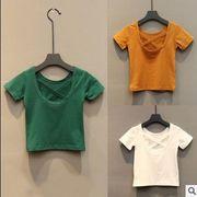 韓国風★新しいスタイル★キッズファション tシャツ★人気キッズ服