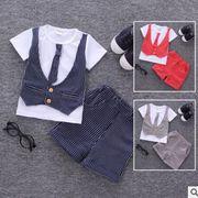 ★新登場★キッズファッション★新しいスタイル★2点セット ベスト+パンツ