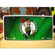 ライセンスプレート NBA BOSTON CELTICS 2