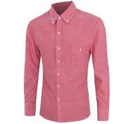 男性服装 6 春秋 新しいデザイン ファッション 男 個性 ポケット 装飾 シャツ