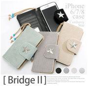 星形コンチョ IPhone6・7・8用ケース ブリッジII