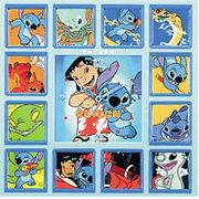 【在庫処分】ディズニー♪フォトクロック【ミッキー・マリー・スティッチ】1個458円