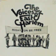 VOICES OF EAST HARLEM  RIGHT ON BE FREE