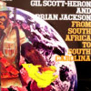 GIL SCOTT HERON AND BRIAN JACKSON  FROM SOUTH AFRICA TO SOUTH CAROLINA