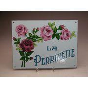 """オールドファームハウス サインボード""""LA PERRINETTE"""""""