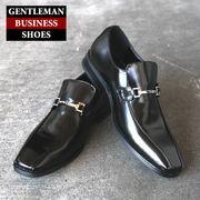 【GENTLEMAN BUSINESS SHOES】 GB-7501N ブラック ビジネスシューズ