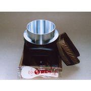 懐かしい懐古調の豪華釜飯カマドセット(専用器具)