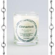 【新パッケージ】voyage ヴォヤージュ アロマキャンドル (マッチ付) シナモン (cinnamom)