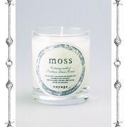 【新パッケージ】voyage ヴォヤージュ アロマキャンドル (マッチ付) モス (moss)