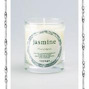 【新パッケージ】voyage ヴォヤージュ アロマキャンドル (マッチ付) ジャスミン (jasmine)