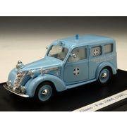 BRUMM/ブルム フィアット 1100Eミラノ白十字 1947ライトブルー