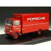 Schuco/シュコー メルセデス・ベンツ LP608 トラック PORSCHE レッド