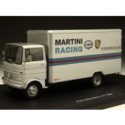 Schuco/シュコー メルセデス・ベンツ LP 608 MARTINI RACING グレー