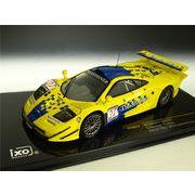 ixo/イクソ マクラーレン F1 GTR ロングテール 97 スパ24時間 #27