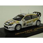 ixo/イクソ フォード フォーカス RS WRC 06 モンツァ・ラリー 優勝 #46 V.Rossi/C.