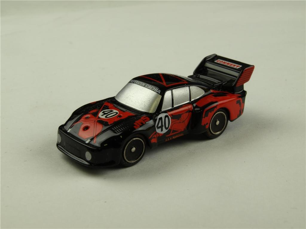 Schuco/シュコーピッコロ ポルシェ 935 JMSレーシング 77 ルマン #40 B.Lena/Gregg