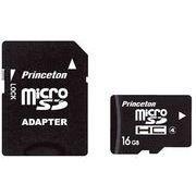 PMSDHC/4-16GB プリンストン SDカード