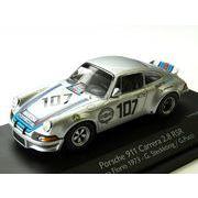 Schuco/シュコー ポルシェ 911 2.8 RSR 「マルティニレーシング」 1973年 タルガ フローリオ #107