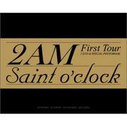 韓国音楽 2AM(トゥ・エイエム)初コンサートDVD [SAINT O'CLOCK](2 DISC)(+英語字幕、日本語)