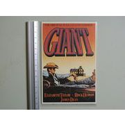 ポストカード「ジャイアンツ(GIANT)」