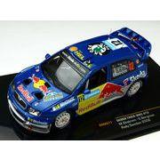 ixo/イクソ シュコダ ファビア WRC 2006年 ラリー・スウェーデン #12 E..エクストロム/S.バーグマン