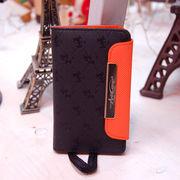 かわいい ダイアリ式 iphone4 /4s ケース