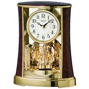 【新品取寄せ品】セイコークロック 置時計 BY427B