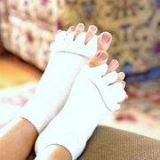 疲れ解消!足指スッキリSocks(中国語版)日本語説明書付