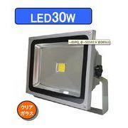 投光器LED 30W用 (TK-30W-PW クリア 昼光用)